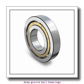 Toyana 62314-2RS deep groove ball bearings