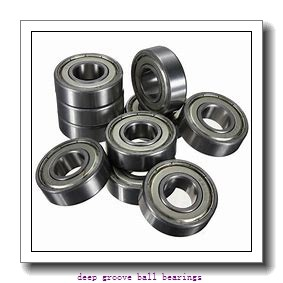 55 mm x 100 mm x 55.6 mm  SKF YAR 211-2FW/VA228 deep groove ball bearings