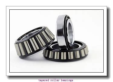 57,15 mm x 117,475 mm x 30,162 mm  KOYO 33225/33462 tapered roller bearings