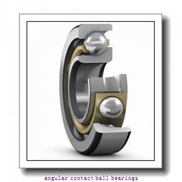 50 mm x 110 mm x 27 mm  NACHI 7310CDF angular contact ball bearings