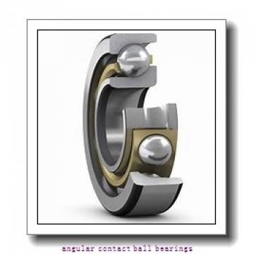 ILJIN IJ123100 angular contact ball bearings
