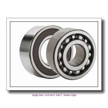 260 mm x 360 mm x 46 mm  SKF 71952 CD/P4A angular contact ball bearings