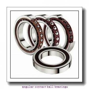 80 mm x 125 mm x 22 mm  CYSD 7016 angular contact ball bearings