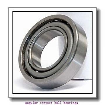 40 mm x 80 mm x 30,2 mm  CYSD 5208ZZ angular contact ball bearings