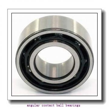 30 mm x 72 mm x 19 mm  NSK 7306 B angular contact ball bearings