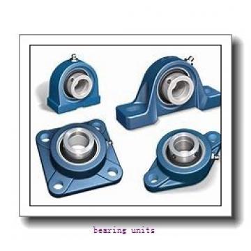SKF P 17 TF bearing units