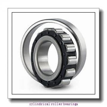 50 mm x 90 mm x 20 mm  NACHI NJ 210 cylindrical roller bearings