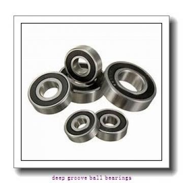 15,875 mm x 46,038 mm x 15,88 mm  SIGMA MJ 5/8 deep groove ball bearings