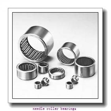 10 mm x 26 mm x 12 mm  Timken NAO10X26X12 needle roller bearings