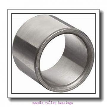 20 mm x 37 mm x 16 mm  NSK NAF203716 needle roller bearings