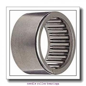 40 mm x 55 mm x 34 mm  KOYO NAO40X55X34 needle roller bearings