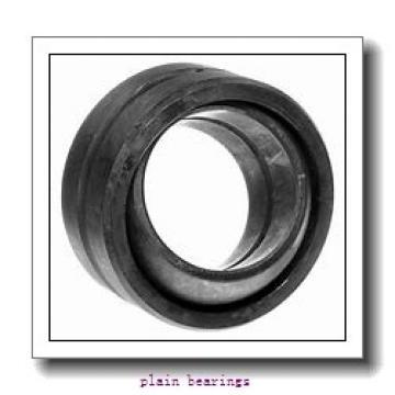 6 mm x 16 mm x 9 mm  INA GAKL 6 PW plain bearings