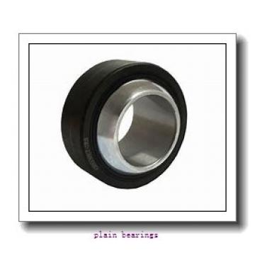 80 mm x 120 mm x 55 mm  FBJ GE80ES plain bearings