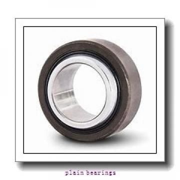 60 mm x 95 mm x 22 mm  Timken GE60SX plain bearings
