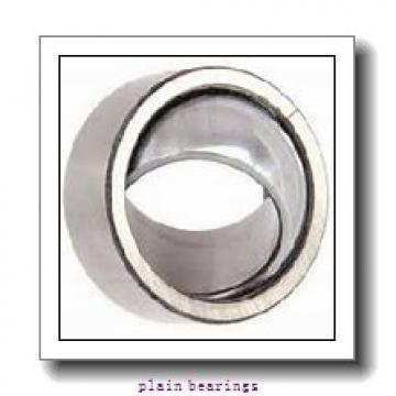 35 mm x 62 mm x 35 mm  ISO GE 035 HCR-2RS plain bearings