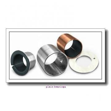 40 mm x 105 mm x 27 mm  FBJ GX40S plain bearings