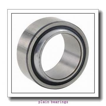 14 mm x 28 mm x 19 mm  ISB TSF 14 plain bearings