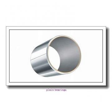 12 mm x 26 mm x 16 mm  INA GIPR 12 PW plain bearings
