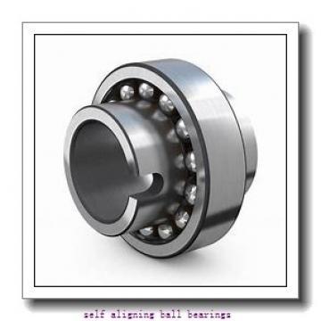 30 mm x 72 mm x 27 mm  KOYO 2306 self aligning ball bearings