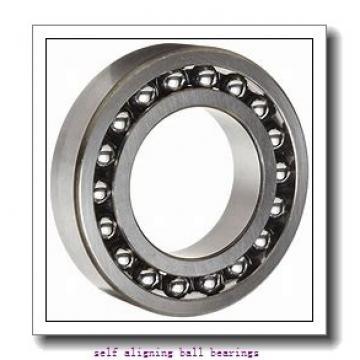70 mm x 125 mm x 31 mm  SKF 2214 self aligning ball bearings