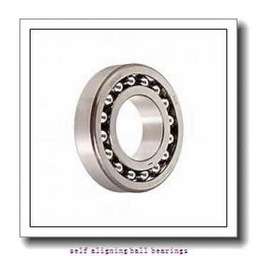 85 mm x 180 mm x 41 mm  NKE 1317 self aligning ball bearings