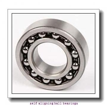 55 mm x 100 mm x 25 mm  ISO 2211-2RS self aligning ball bearings