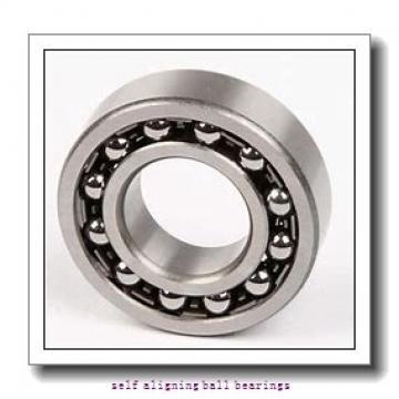 90,000 mm x 190,000 mm x 64,000 mm  SNR 2318K self aligning ball bearings