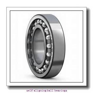 70 mm x 125 mm x 24 mm  FBJ 1214K self aligning ball bearings