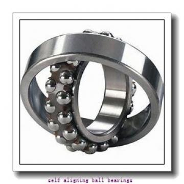 12 mm x 37 mm x 12 mm  KOYO 1301 self aligning ball bearings