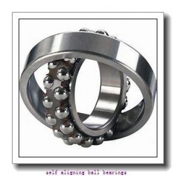 60 mm x 130 mm x 31 mm  NKE 1312-K+H312 self aligning ball bearings