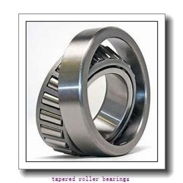 100 mm x 190 mm x 46 mm  Gamet 180100/180190P tapered roller bearings