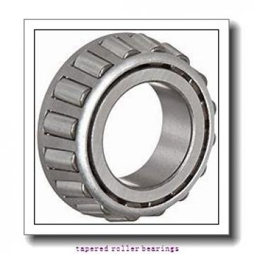 170 mm x 254 mm x 50 mm  Gamet 186170/186254XC tapered roller bearings
