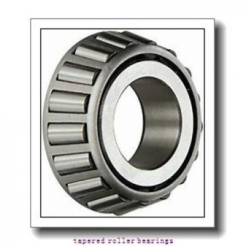 109,54 mm x 158,75 mm x 21,44 mm  KOYO 57551 tapered roller bearings