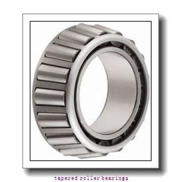 57,15 mm x 117,475 mm x 30,162 mm  KOYO 33225/33462 tapered roller bearings