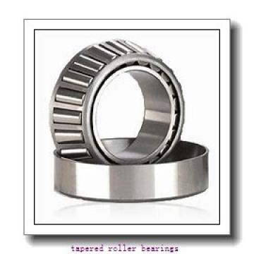 38,1 mm x 85,725 mm x 30,162 mm  FBJ 3876/3820 tapered roller bearings
