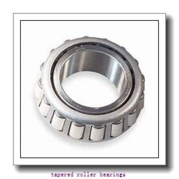 31.75 mm x 63,5 mm x 20,638 mm  Timken 15126/15250X tapered roller bearings