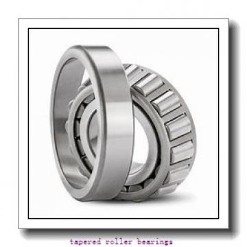 25,4 mm x 62 mm x 20638 mm  FBJ 15102/15245 tapered roller bearings