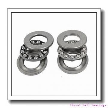 530 mm x 710 mm x 82 mm  SKF NJ 19/530 ECM/HB1 thrust ball bearings