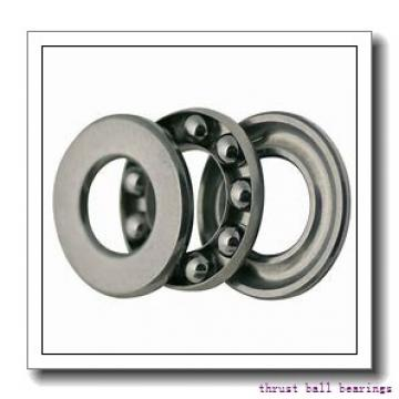 INA FT12 thrust ball bearings