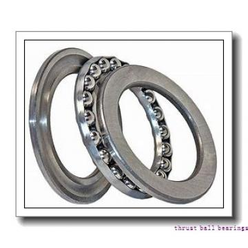 KOYO 54307 thrust ball bearings