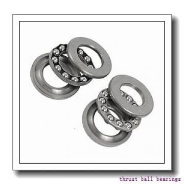 40 mm x 90 mm x 33 mm  SKF NUP 2308 ECP thrust ball bearings