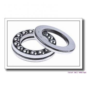 ISO 52317 thrust ball bearings
