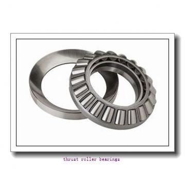 25 mm x 80 mm x 12 mm  IKO CRBF 2512 AT UU thrust roller bearings