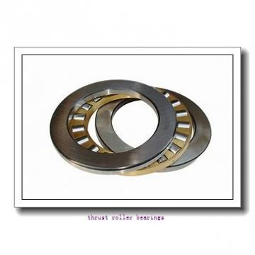 250 mm x 310 mm x 25 mm  IKO CRBH 25025 A UU thrust roller bearings