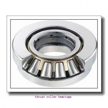 300 mm x 380 mm x 38 mm  ISB SX 011860 thrust roller bearings