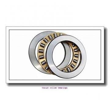 300 mm x 360 mm x 25 mm  ISB CRB 30025 thrust roller bearings