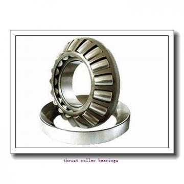 INA 81260-M thrust roller bearings