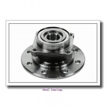 Toyana CX548 wheel bearings