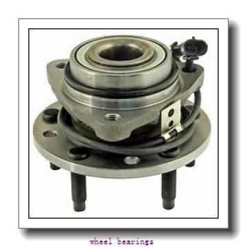 Toyana CX089 wheel bearings