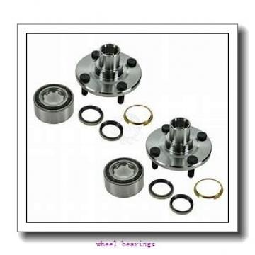 Toyana CRF-33119 A wheel bearings